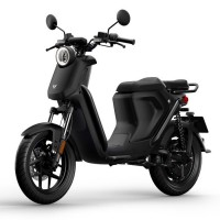 NIU UQi GT Pro Electric Scooter - Black