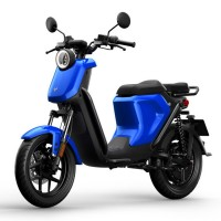 NIU UQi GT Pro Electric Scooter - Blue