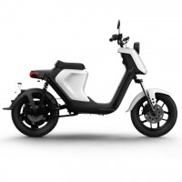 NIU UQi GT Pro Electric Scooter - White