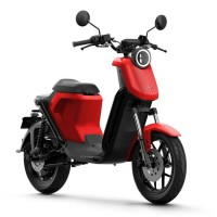NIU UQi GT Pro Electric Scooter - Red