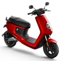 NIU MQi+ Sport Electric Scooter - Red