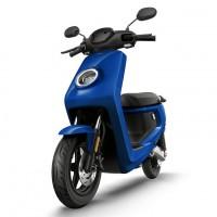 NIU MQi+ Sport Electric Scooter - Blue