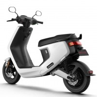 NIU MQi+ Sport Electric Scooter - White