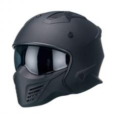 VITO Helmet BRUZANO - Black