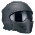 VITO Helmet BRUZANO - Black, M