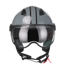 VITO Helmet MODA - Grey, L