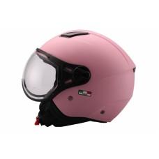 VITO Helmet JET MODA Matte - Pink, L