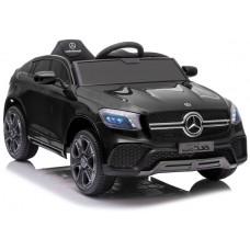 Bērnu elektromobilis - Mercedes GLC Coupe (Black)