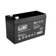Bērnu elektromobīļu akumulators 12V 7.2 AH