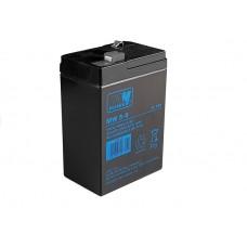 Bērnu elektromobīļu akumulators 6V 5 AH