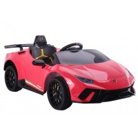 Bērnu elektromobilis - Lamborghini WOLNY (Red)