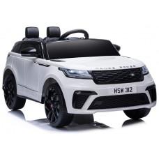 Bērnu elektromobilis - Range Rover (White)