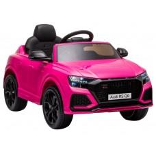 Bērnu elektromobilis -  Audi RS Q8 (Pink)