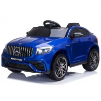 Bērnu elektromobilis - Mercedes GLC 53S (Blue)