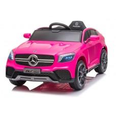 Bērnu elektromobilis - Mercedes GLC Coupe (Pink)