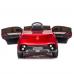 Bērnu elektromobilis - Mercedes GLC Coupe (Red)