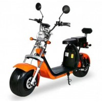 Electric Scooter CITY COCO 1500W/20Ah / Orange