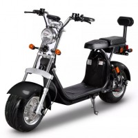 Electric Scooter CITY COCO 1500W/20Ah / Black
