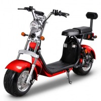 Electric Scooter CITY COCO 1500W/20Ah / Red
