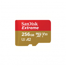 SanDisk Extreme microSD Card 256GB