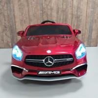 Mercedes SL65 AMG (Red)