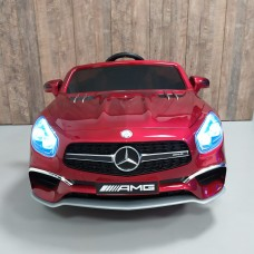 Mercedes SL65 AMG (Red)