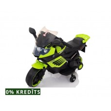 LQ158 Electric Ride On Motorcycle - Green