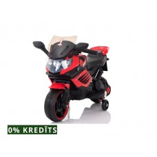 LQ158 Electric Ride On Motorcycle - Red