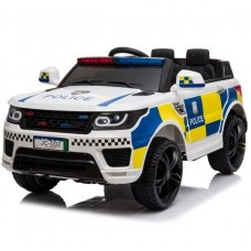 Police car Officer Junior (White)