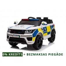 Police car Officer Junior (White)