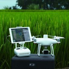 Lauksaimniecības drons