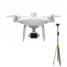DJI Phantom 4 Multispectral + D-RTK 2 High Precision GNSS