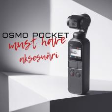 Osmo Pocket - Top Aksesuāri