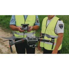 Sabiedrības drošībai tiek izmantoti droni