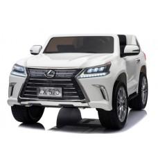 LEXUS LX570 (White)