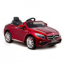 Mercedes S63 (Red)