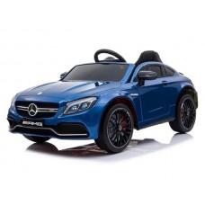 Mercedes C63 AMG (Blue)