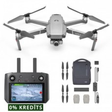 DJI Mavic 2 Zoom + DJI Smart Controller + Fly More Kit