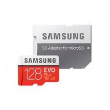 Samsung EVO Plus 128GB MicroSD + Adapter