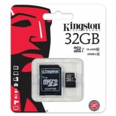 Memory Micro SDHC 32 GB
