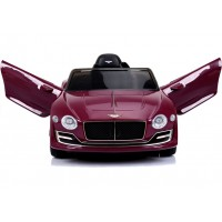 Bērnu elektromobilis - Bentley (Purple)