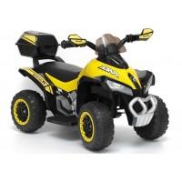 Quad Bike (Yellow)