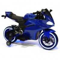 Motorcycle TO-MA (BLUE)