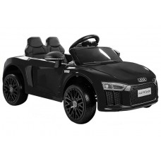 Bērnu elektromobilis - Audi R8  (Black)