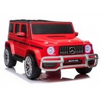 Mercedes AMG G63 (Red)