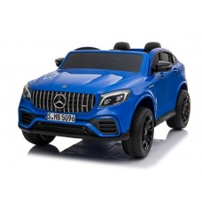 Bērnu elektromobilis - Mercedes GLC 63S (Blue)