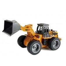 Excavator Bulldozer 1:18