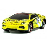 R/C Sport Car - Yellow