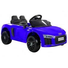 Bērnu elektromobilis - Audi R8 (Blue)