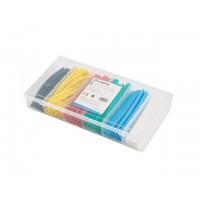 Lanberg Heat-Shrinkable Tubing Kit Multicolor Box 100pcs